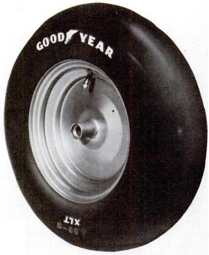 Goodyear XLT, desenvolvido especialmente para a missão Apollo 14