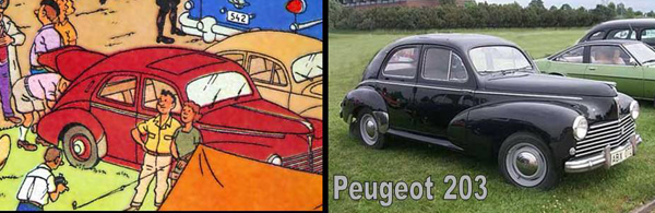 Peugeot 203