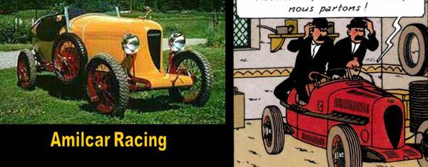 Amilcar Racing