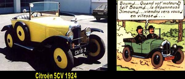 Citroën 5cv 1924