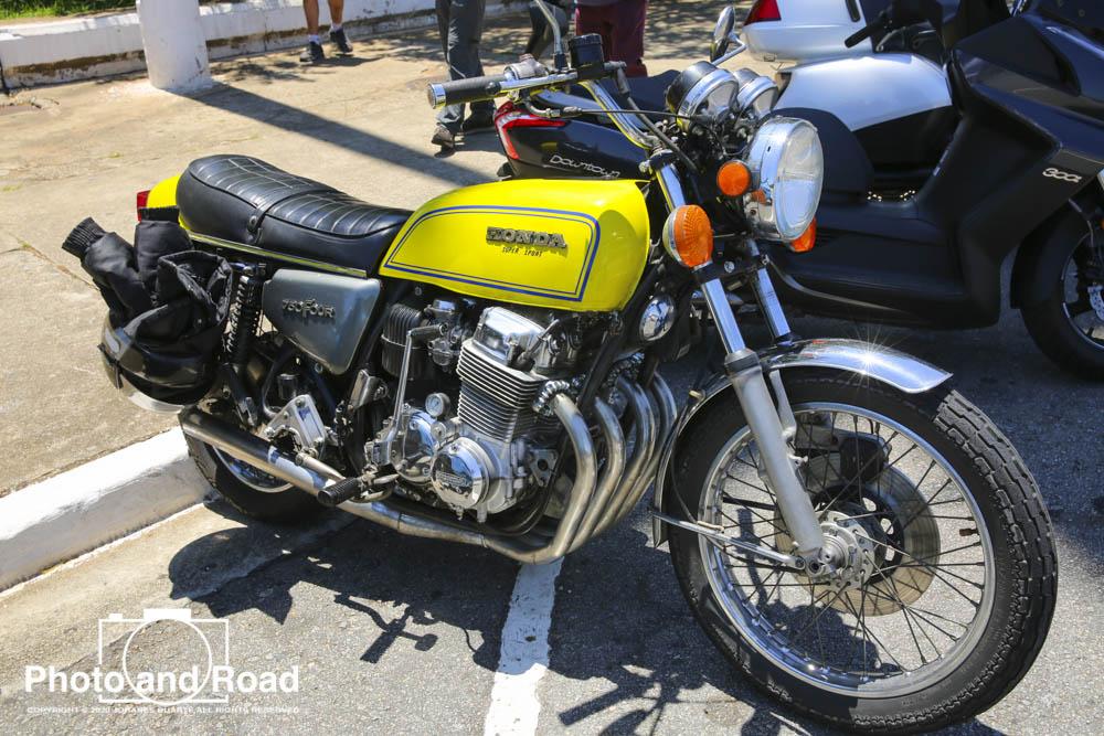A Honda CB 750F foi a sucessora da pioneira CB 750 Four