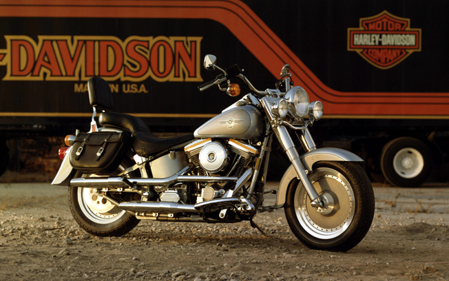 Harley-Davidson Fat Boy 1990