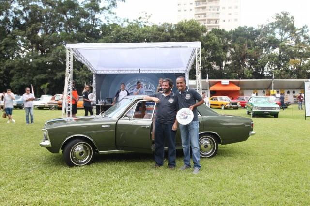 Opala Luxo Sedan 1970